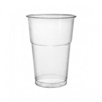 Kubek plastikowy PET 400 ml...
