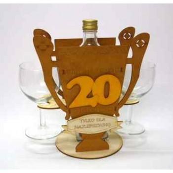 """KOMPLET """"Puchar wino 20-stka"""""""