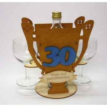 """KOMPLET """"Puchar wino 30-stka"""""""