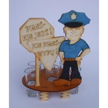 "KOMPLET ""Policjant"""