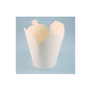 Food box 500 ml biały