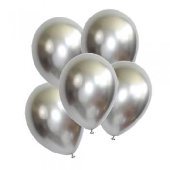 Balony CELEBRATE SREBRNE...